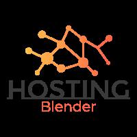 Hosting Blender