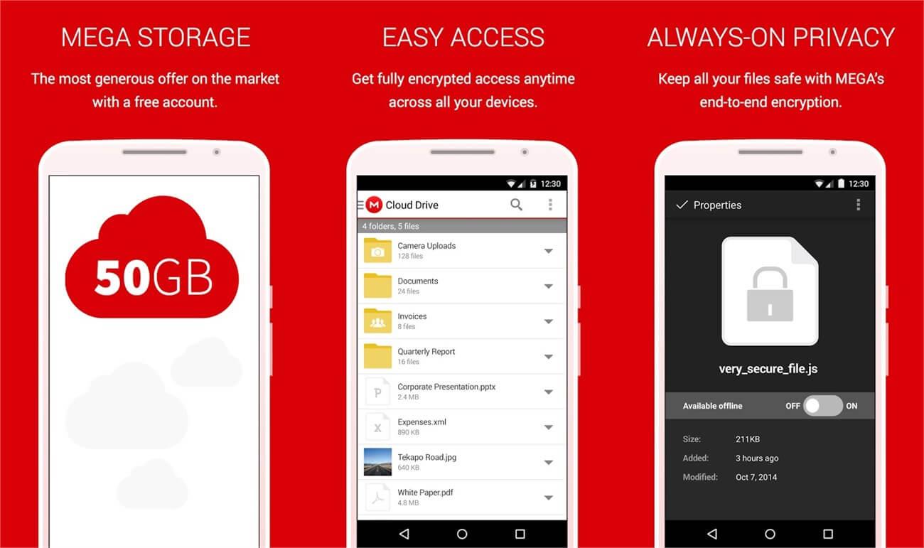 các nhà cung cấp dịch vụ lưu trữ ứng dụng di động
